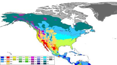 Vädret I Nordamerika Klimat Väderprognoser Och Temperaturer